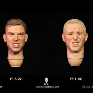 脸谱模玩新品预定 FP-A-001 FP-S-001